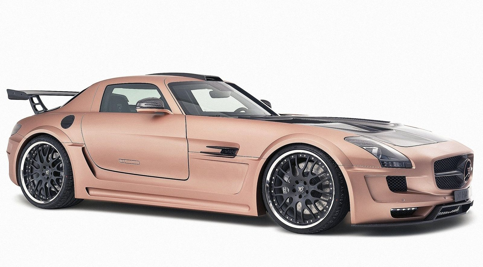 Super Cars News: Mercedes-Benz SLS AMG
