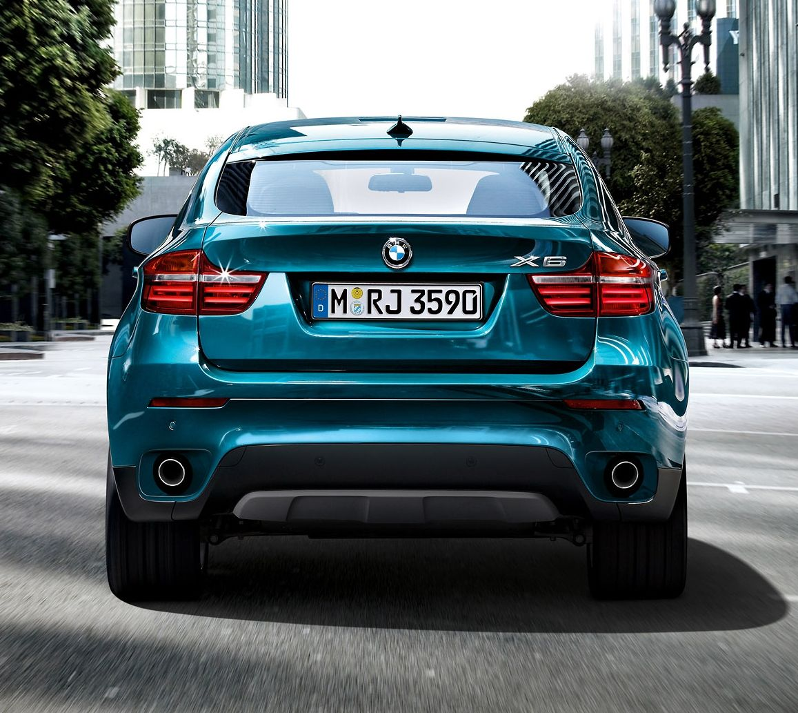 World Otomotif: BMW X6 XDrive35i