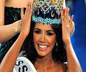 Miss Venezuela Ivian Sarcos Wins Miss World Crown