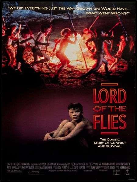 Amazonda Macera - Lord of The Flies - 1990 Türkçe Dublaj DVDRip indir