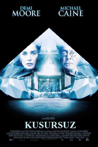 Kusursuz - Flawless - 2007 Türkçe Dublaj DVDRip indir